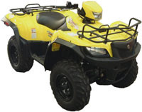 РАСШИРИТЕЛИ АРОК ДЛЯ КВАДРОЦИКЛА SUZUKI KINGQUAD DIRECTION 2 INC