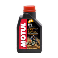 Масло Motul ATV POWER 4T 5W40 (1 L)