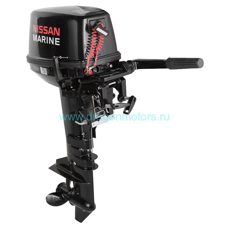 2-х тактные лодочные моторы nissan marine отзывы