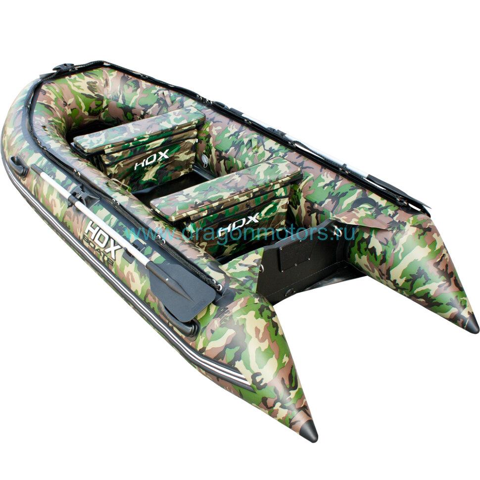 лодка hdx 330 carbon цена