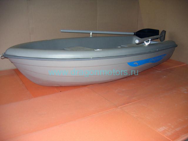 Лодка из полиуретана