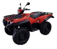 Расширители арок для квадроцикла Yamaha Grizzly 2016 Direction 2 Inc