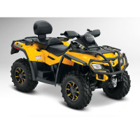 Защита для BRP Can Am G1 OUTLENDER MAX 650/850/1000
