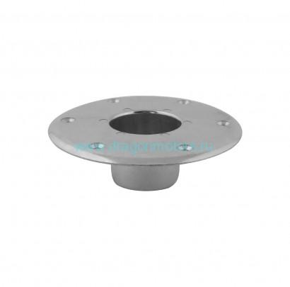 Основание стойки столешницы, диаметр отверстия 55 мм купить .