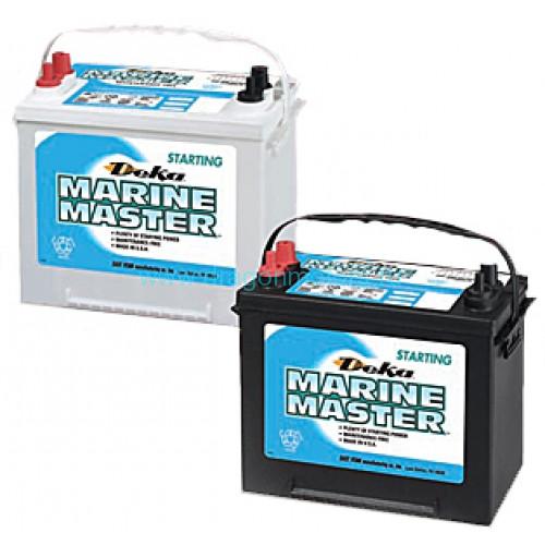Аккумулятор deka marine master dc31dt 105 а/ч (l+) в интернет-магазине юлмарт сливы
