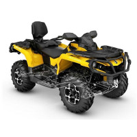 Защита для квадроцикла BRP Can Am OUTLANDER G2 MAX 650 850 1000