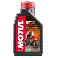 Моторное масло MOTUL Scooter Power 2T (1 л.)