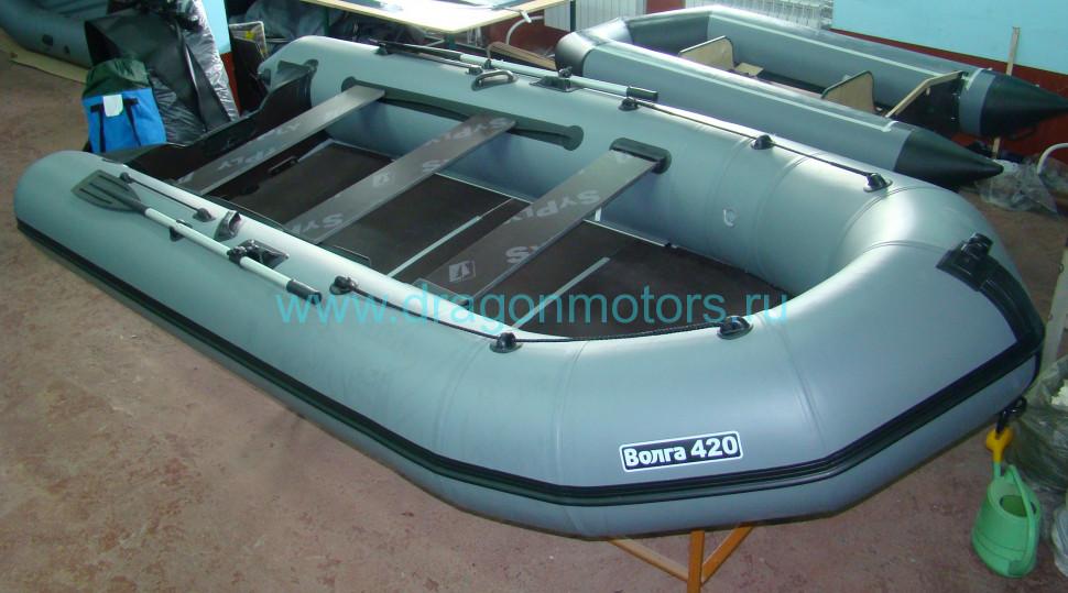 харьковские моторные лодки