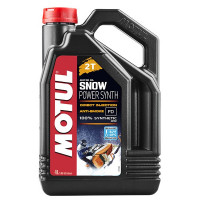 Моторное масло MOTUL SNOWPOWER SYNTH 2T (4 л.)
