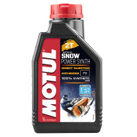Моторное масло MOTUL SNOWPOWER SYNTH 2T (1 л.)