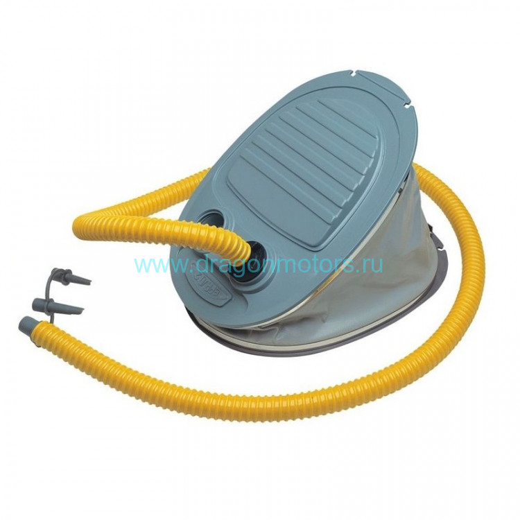 насос ножной для резиновой лодки цена