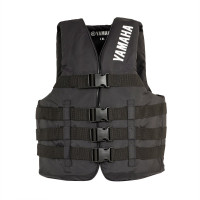 Жилет Value Nylon 4-Buckle PFD (Черный) S-M