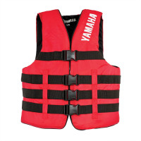 Жилет Value Nylon 4-Buckle PFD (Красный) S-M