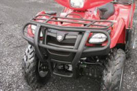 "Бампер для квадроцикла Suzuki King Quad ""Quadrax"" Elite, передний"
