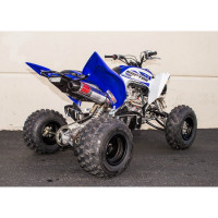 Выхлопная труба BIG GUN EXO Series Full System - Yamaha Raptor 700 (06-14)